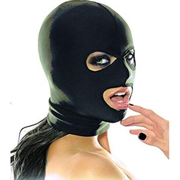 Косплей маска спандекс - BDSM